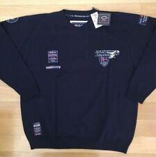 NEW Paul & Shark KIPAWA Sweater Pullover Girocollo Pullover COTTON 5XL BLUE