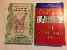 44 Scotland Street 1 Ladies Detective Agency Tears GiraffeAlexander McCall Smith