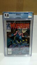 MARVEL WOLVERINE#1 11/88 CGC GRADED 9.8 WHITE PAGES MARVEL COMICS