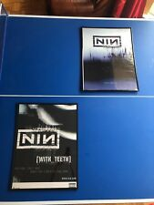 Nine Inch Nails Trent Reznor With Teeth poster print