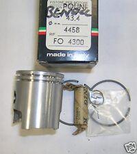 BB 4458 Pistone ASSO per Kit Polini BENELLI G2  65 cc