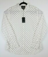 NWT Bonobos Mens Size Large Slim Fit Watermelon Long Sleeve Button Down Shirt