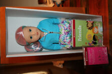 New ListingAmerican Girl Doll Truly Me # 88 ~ Pastel Pink Blue Hair ~ Pierced Ears Nib