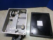 YASKAWA AC SPINDLE MOTOR WIRE TERMINAL CONNECTION BOX MARK 124 CNC ENSHU EV450