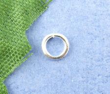 1500 Anneaux Ouverts Bijoux Collier Bracelet Accessoire 4x0.7mm