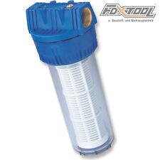 """METABO Filter 1""""Zoll lang für Hauswasserwerk HWW 4000 4500 6000 25 50 G Inox NEU"""