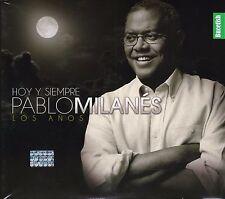 Pablo Milanes Hoy y siempre Los Anos CAJA DE CARTON 3CD New Nuevo Sealed
