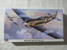 Hasegawa 1:48 1/48 SPITFIRE Mk.VIII `S.E.A.C.' 09485 Model Airplane Kit SEALED