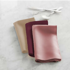 LA Linen Pack-10 Polyester Poplin Napkin 18 by 18-Inch. Made in USA