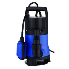 1100W Submersible Water Pump Clean Dirty Water Fountain Sump Water Feature UK