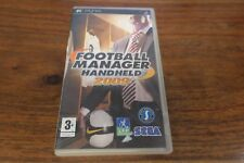 FOOTBALL MANAGER HANDHELD 2009       ----- pour PSP  // PN