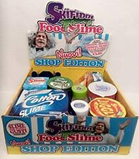 BOX COMPLETO DA 12 SKIFIDOL FOOD SLIME SERIE 3 SHOP EDITION