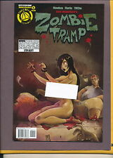 Zombie Tramp 1  V3 Scarce NM 9.4  Risque Variant Low Print Run Mendoza