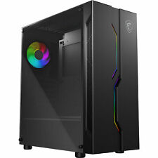 PC BUREAU GAMER MULTIMEDIA AMD RYZEN 4X3.7Ghz, RAM 16Go, SSD 240 Go - HDD 1To