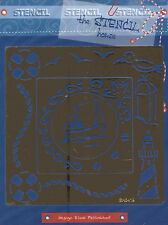 500000/0419 Nautical - The Stencil House - Marianne Design - SH0419