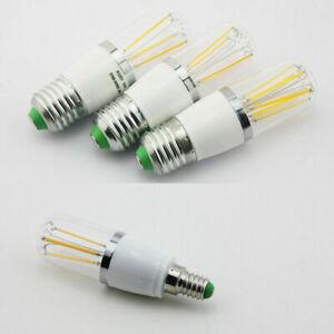 Dimmable E14 E27 B22 LED Filament Light BulbsTable Lamp 220V 12V Energy Saving