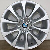 """CERCHIO LEGA 8,5 x 17 """" BMW S 3 e90 ORIGINALE USATO style 188 36116768855"""