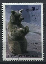TIMBRE THEME  ANIMAUX SAUVAGE  OURS