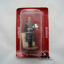 Figurine Del Prado soldat plomb Moine Pompier Pologne 1997 King and Country