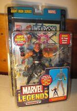 "Marvel Legends Giant Man Series MOC 6"" AoA Burnt Face Weapon X Figure Toy Biz"