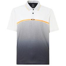 Oakley Golf Mens Ellipse Short Sleeve Polo Shirt