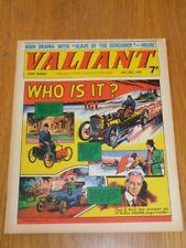 VALIANT 25TH JULY 1970 FLEETWAY BRITISH WEEKLY COMIC*