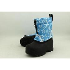Chaussures bleues en toile pour garçon de 2 à 16 ans