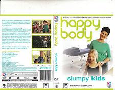 Happy Body-Slumpy Kids-By Physio Anna-Louise Bouvier-Fitness-DVD