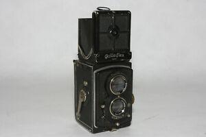 Rolleiflex 6x6 Standard K2 #530428 mit Carl Zeiss Jena 3,5/7,5cm Tessar