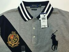 Polo Ralph Lauren Custom Calce Ajustado Camisa Polo Big Pony RRP £ 125