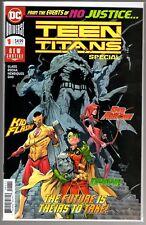 DC Comics TEEN TITANS SPECIAL #1 FIRST CRUSH LOBO DAUGHTER