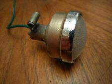 """Land Rover Series 1 80"""" 1948 to 1951 Original Bulkhead Side Light Lamp Complete"""