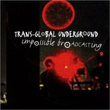 Trans-Global Underground - Impossible Broadcasting CD NEU