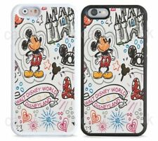 Mickey Mouse Glossy Mobile Phone Cases/Covers for iPhone 5