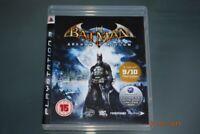 Batman Arkham Asylum PS3 Playstation 3 (No Manual) *FREE UK POSTAGE**
