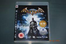 Batman Arkham Asylum PS3 PLAYSTATION 3 (pas de Manuel)