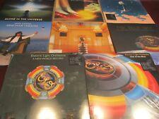 ELECTRIC LIGHT ORCHESTRA ELO LIMITED EDITION 9 TITLES 14 LP VINYL SET 180 GRAM