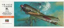 Nakajima Ki-43 II Hayabusa/Oscar (japonés af marcas) 1/72 Hasegawa! Raro!