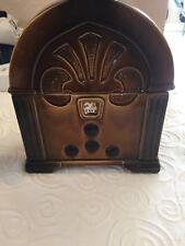 """Cookie Jar Jukebox """"Vintage Radio"""" GUC!"""