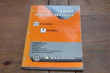 Cavalier Sunfire Engine Controls Trans Electrical 1997 Chevy Shop Service Manual