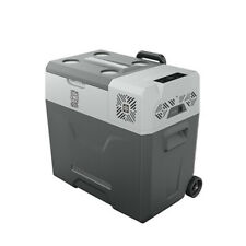Brass Monkey Portable Fridge or Freezer with Handles and Wheels 50L