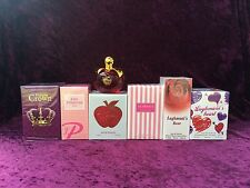 Señoras 100ml Spray Conjunto de Regalo x6 EdP Fragancia Perfume RRP £ 87'
