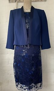 Jaques Vert Mother Of The Bride Outfit Size 18 Nwt
