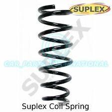 Suplex Coil Spring, Rear Axle, OE Quality, 35401