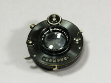 Kodak No. 31 Anastigmat 5½ inch (140mm) f/4.5 Lens in a Compur Shutter for 4x5