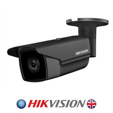 Hikvision DS-2CD2T45FWD-I8 BLACK 2.8mm 4MP H.265+ Bullet Network Security Camera