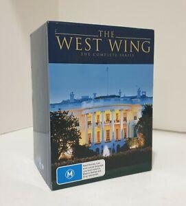 The West Wing Complete Series Season 1-7 42x DVD Disc Box Set Region 4