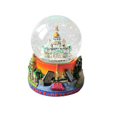 Saint Petersburg Isaac Cathedral Snow Dome Snow Globe