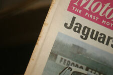Motoring News 25 March 1976 Firestone Rally Jaguar XJ 5.3C BNW 630 Mugello WCM