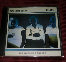 RARE L NEW - TANGERINE DREAM - Poland - CD - Original Recording Remastered Live